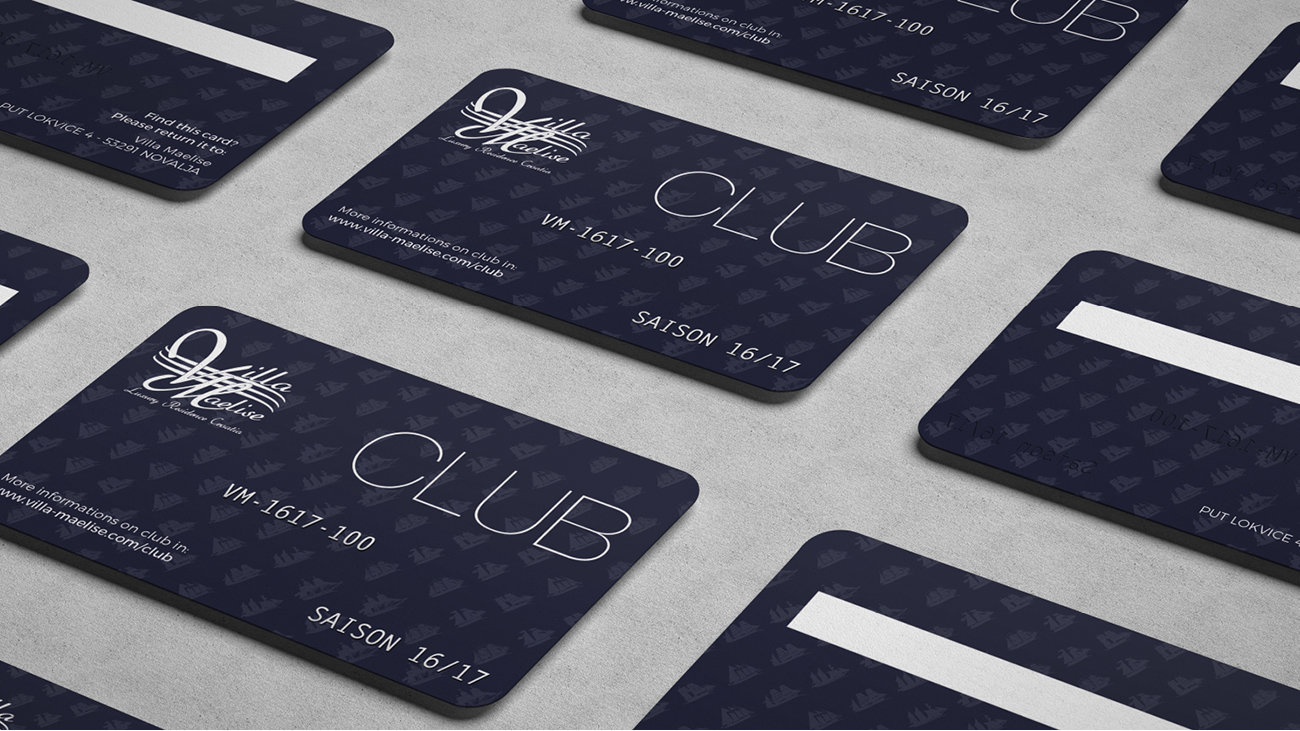 Villa-carte Club-L1