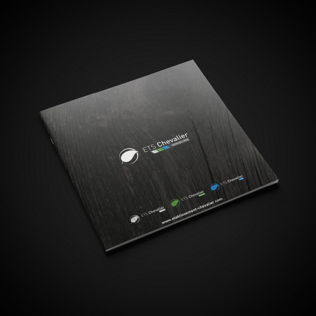 Creative Altitude - Agence Communication - Savoie - site-internet - logo - web - print - Brochure Ets Chevalier