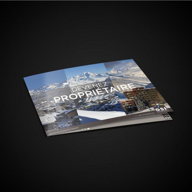 Creative Altitude - Agence Communication - Savoie - site-internet - logo - web - print - Brochure GSI