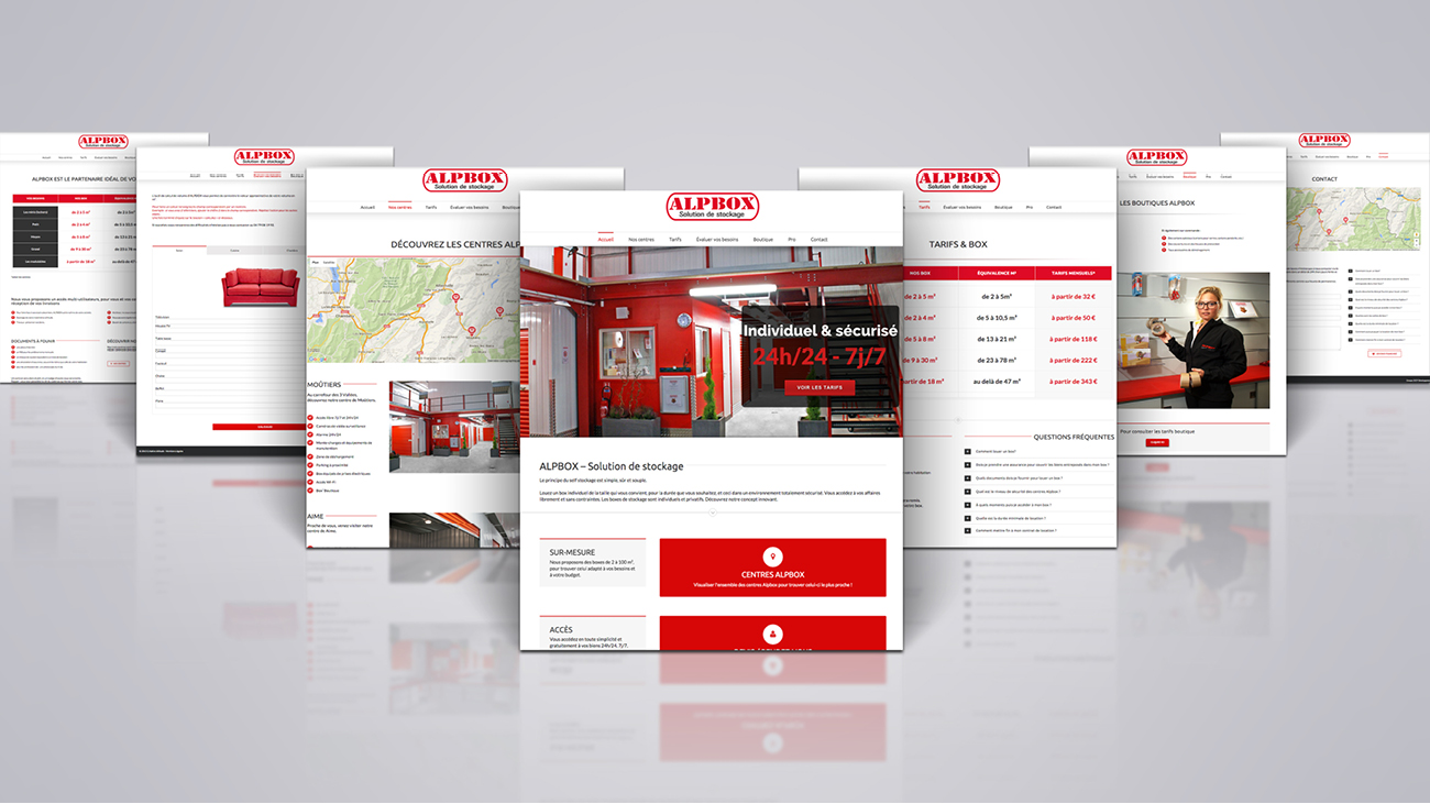 Creative Altitude - Agence Communication - Savoie - site-internet - logo - web - print - Alpbox