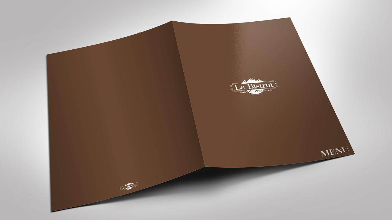 Creative Altitude - Agence Communication - Savoie - site-internet - logo - web - print - Le Bistrot du Praz