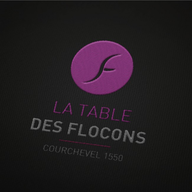Creative Altitude - Agence Communication - Savoie - site-internet - logo - web - print - print - Les Flocons Courchevel