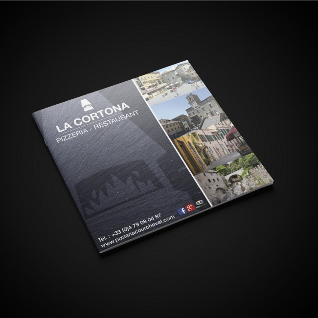 Creative Altitude - Agence Communication - Savoie - site-internet - logo - web - print - La Cortona Courchevel