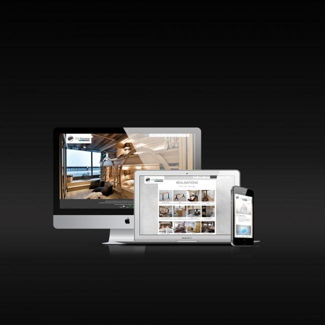 Creative Altitude - Agence Communication - Savoie - site-internet - logo - web - print - Etablissement Chevalier