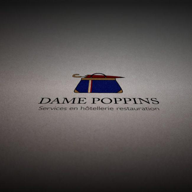 Creative Altitude - Agence Communication - Savoie - site-internet - logo - web - print - carte de visite Dame Poppins