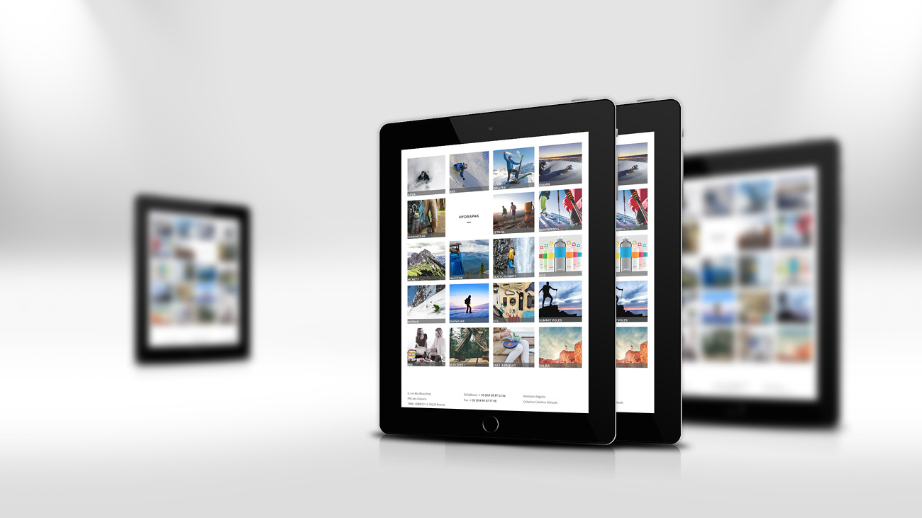 Creative Altitude - Agence Communication - Savoie - site-internet - logo - web - print - Nicimpex