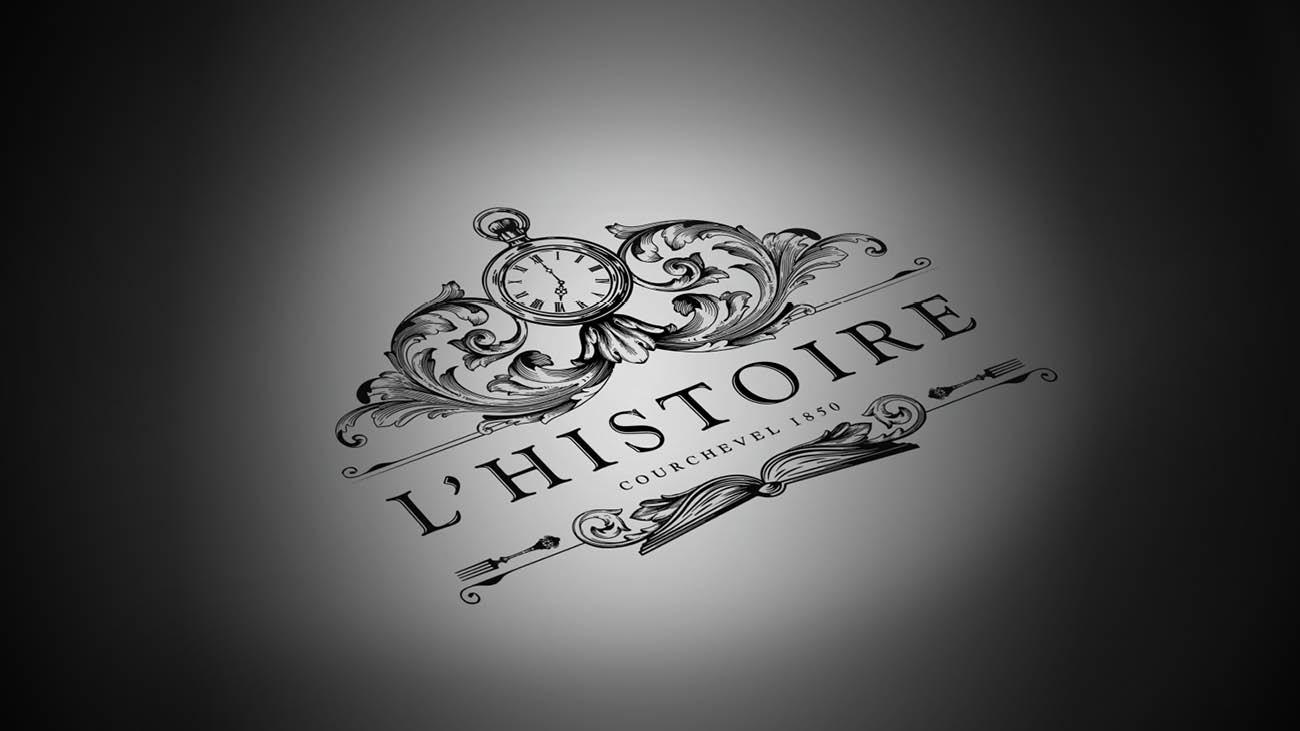 Creative Altitude - Agence Communication - Savoie - site-internet - logo - web - print - Identité visuelle L'Histoire Courchevel