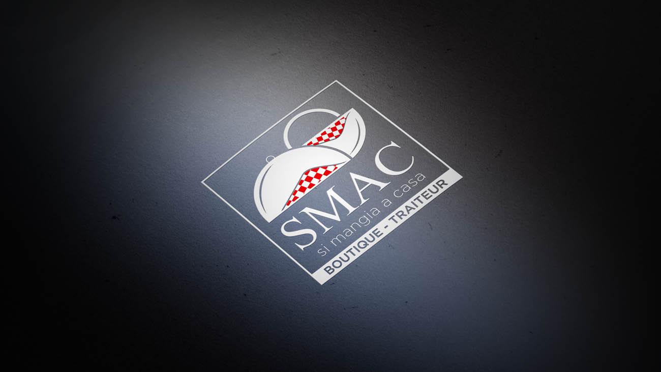 Creative Altitude - Agence Communication - Savoie - site-internet - logo - web - print - Identité visuelle SMAC Traiteur