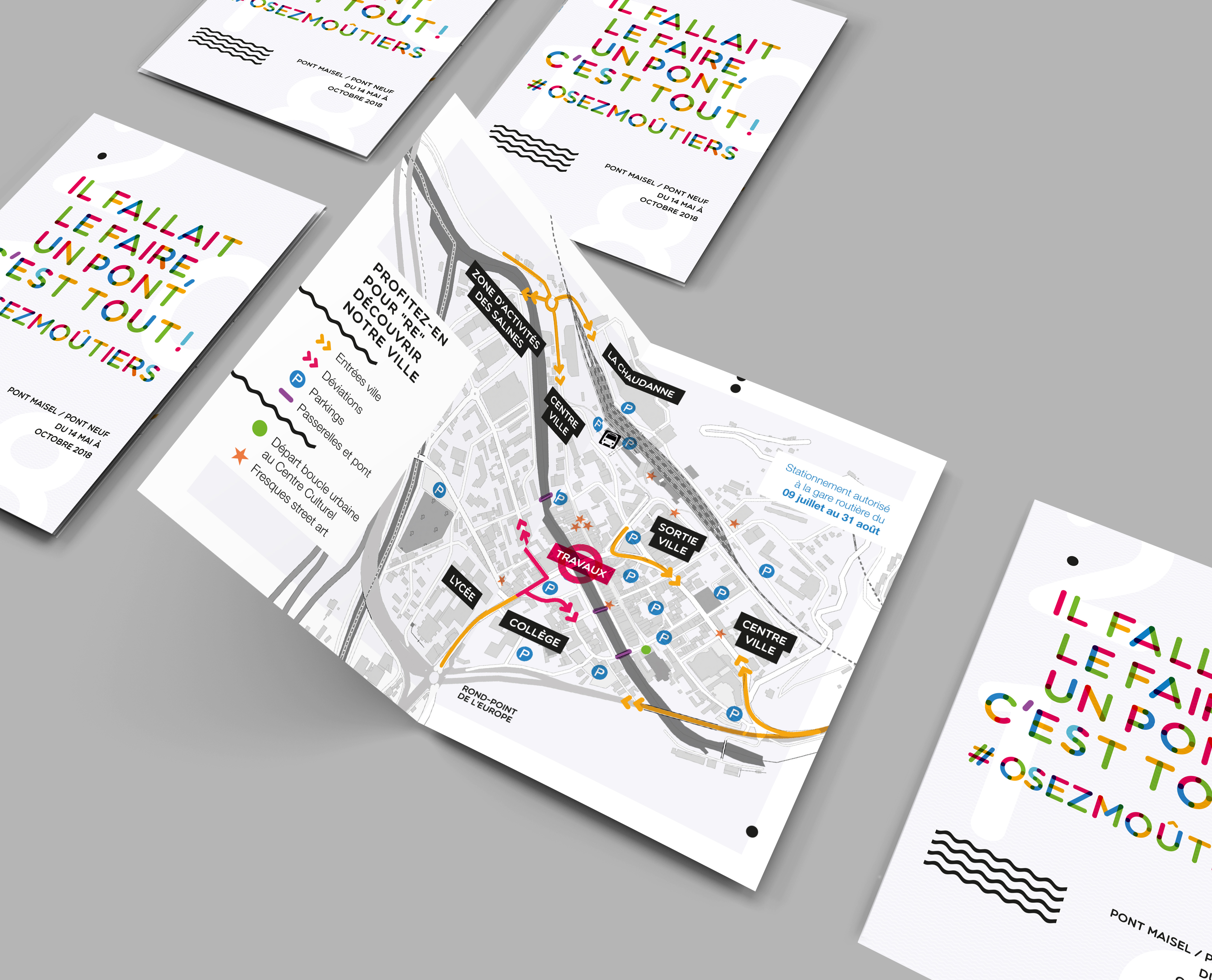 Creative Altitude - Agence Communication - Savoie - site-internet - logo - web - print - Flyers Moutiers
