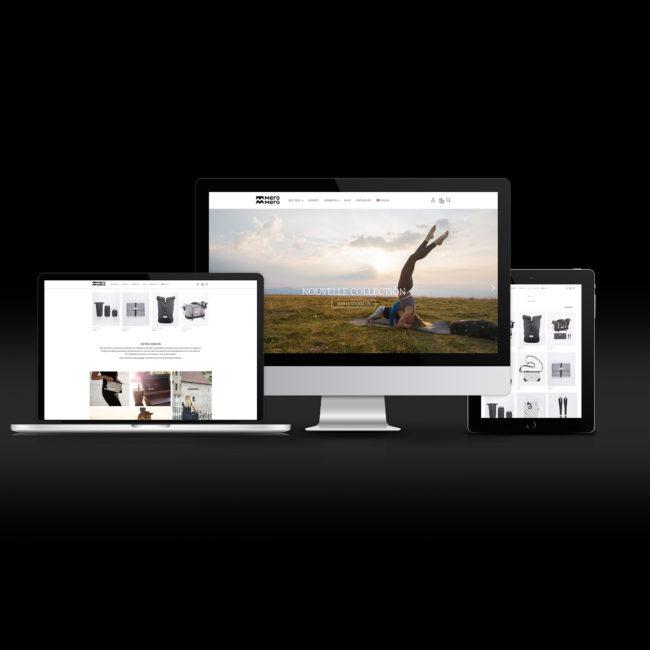 Site internet MeroMero