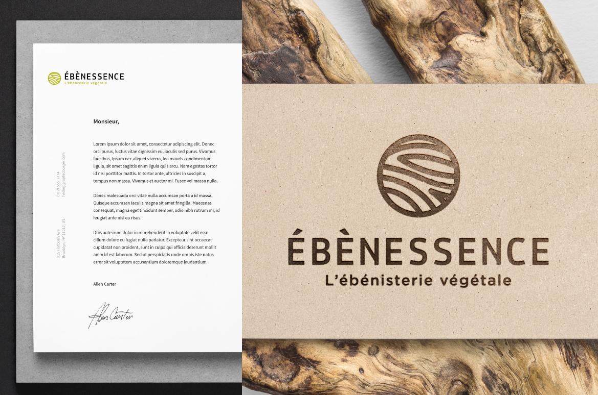 Creative Altitude - Agence Communication - Savoie - site-internet - logo - web - print - Identité visuelle Ebènessence