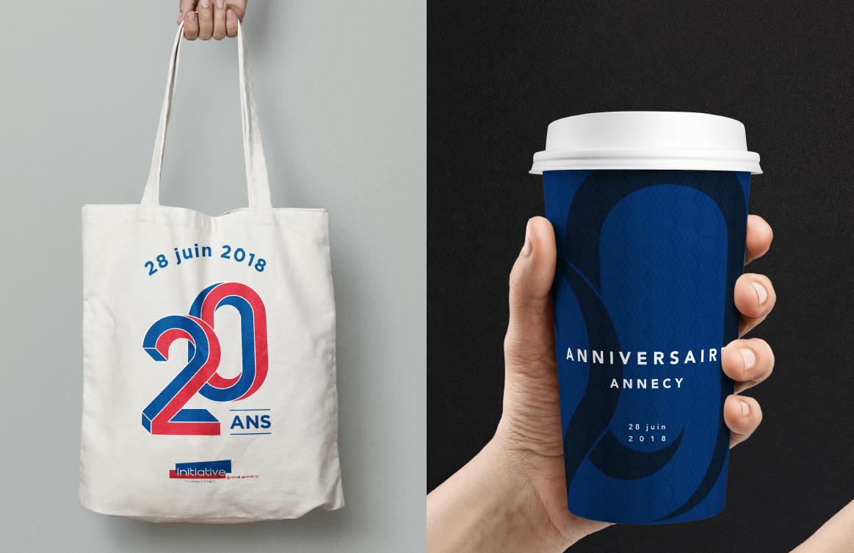 Creative Altitude - Agence Communication - Savoie - site-internet - logo - web - print - Identité graphique Initiative Grand Annecy
